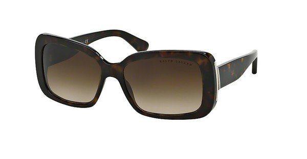Ralph Lauren Damen Sonnenbrille » RL8144«, braun, 500313 - braun/braun