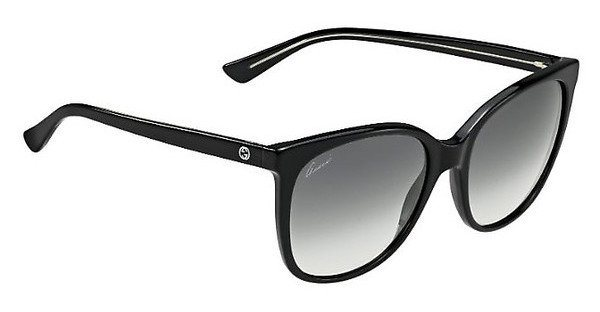 Gucci Damen Sonnenbrille » GG 3751/S« in Y6C/VK - schwarz/grau