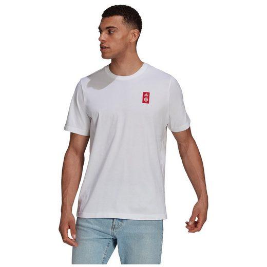 adidas Performance T-Shirt »Fc Bayern München Str«