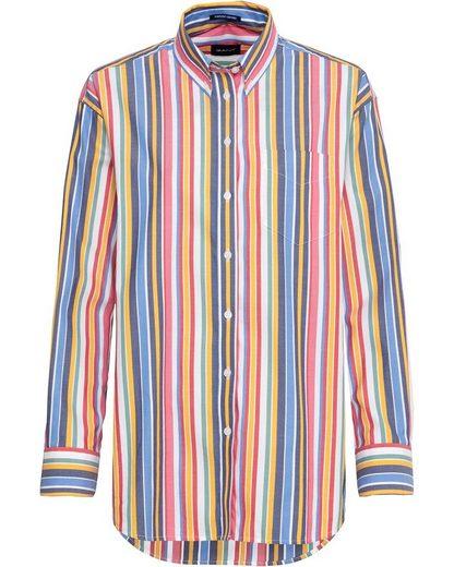 Gant Hemdbluse »Bluse Multi Stripe«