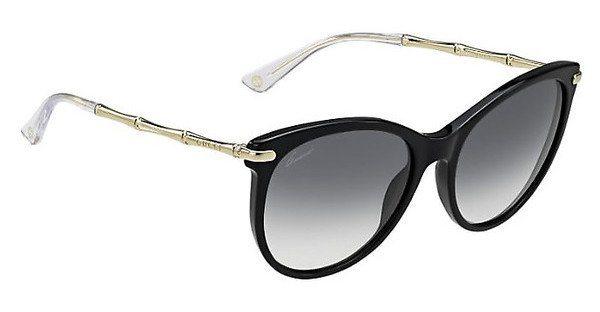 Gucci Damen Sonnenbrille » GG 3771/S« in HQW/VK - schwarz/grau