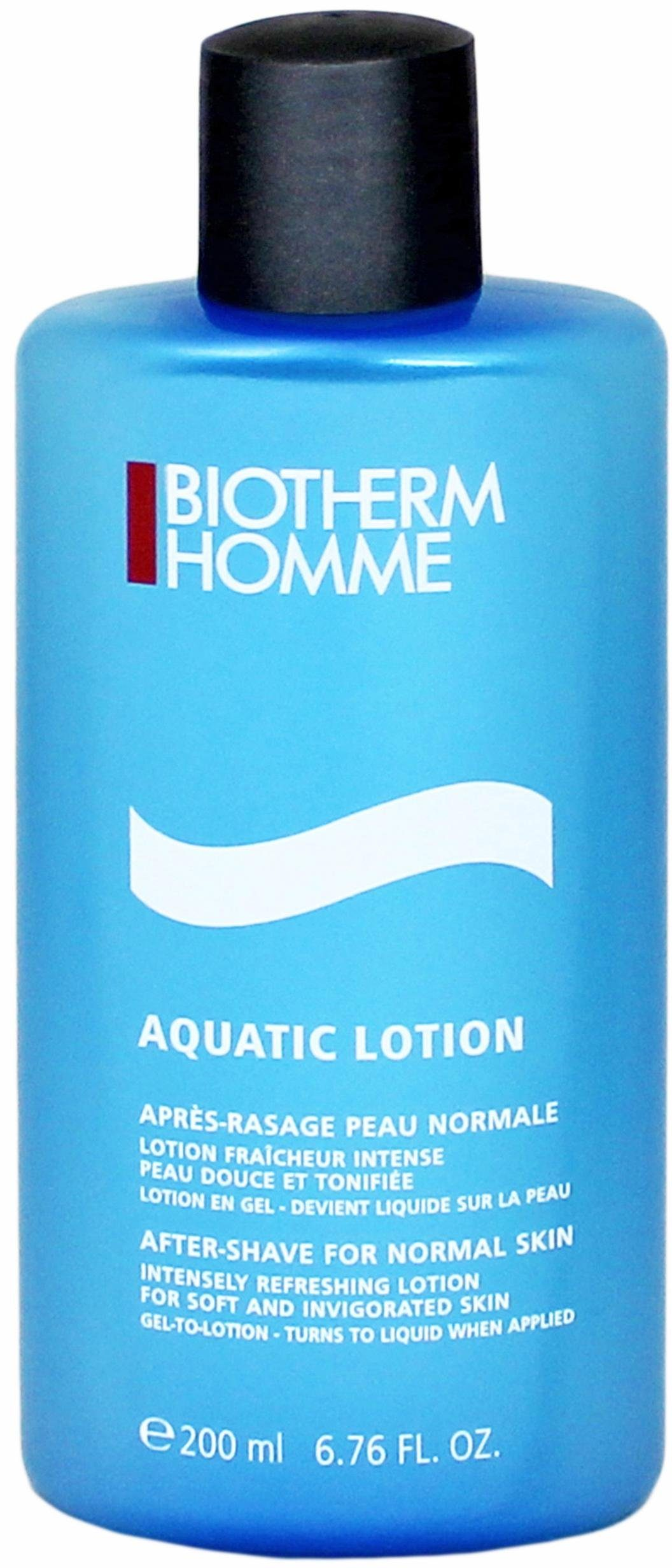 Biotherm Homme, »Aquatic Lotion«, Aftershave