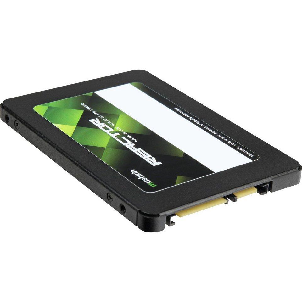 Mushkin Solid State Drive »MKNSSDRE512GB-LT 512 GB«