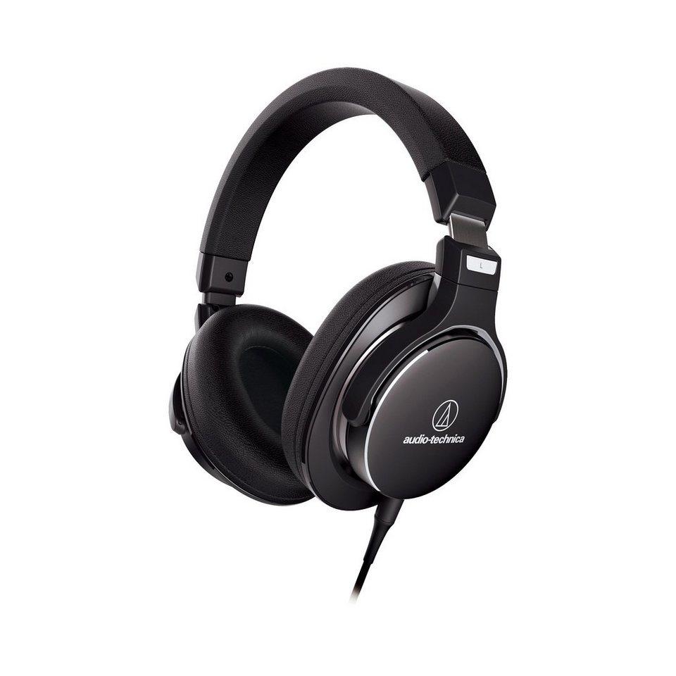 Audio-Technica Over-Ear Kopfhörer »ATH-MSR7NC« in schwarz