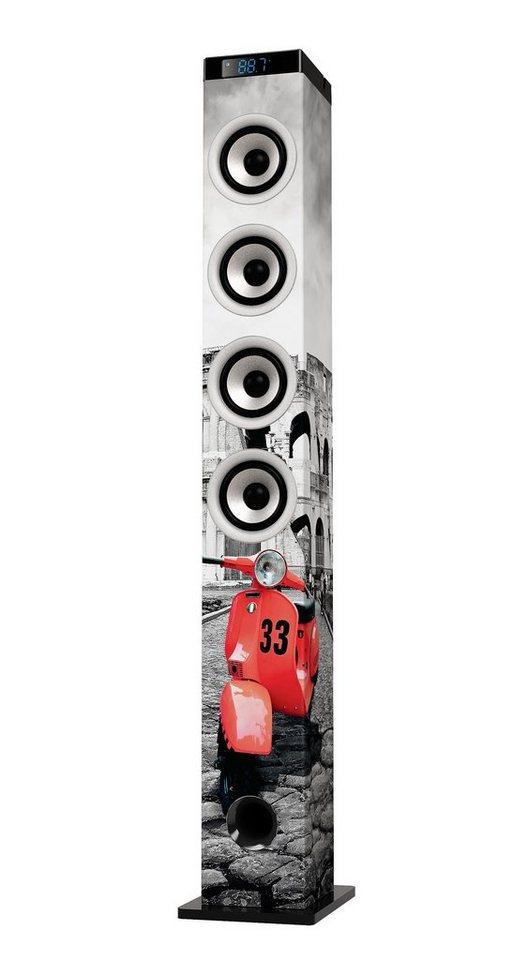 Lenco Bluetooth-Lautsprecher-Tower »IBT-5« in ROMA