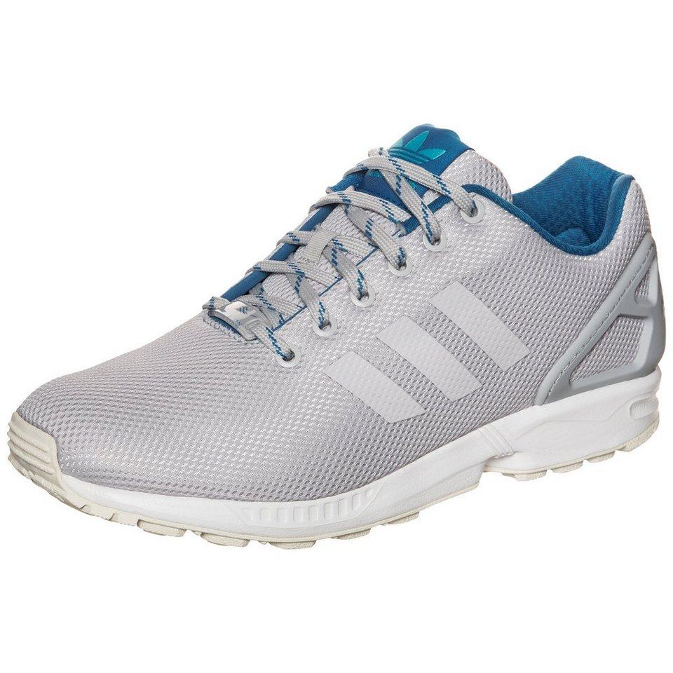 adidas Originals ZX Flux Sneaker Herren in grau / blau
