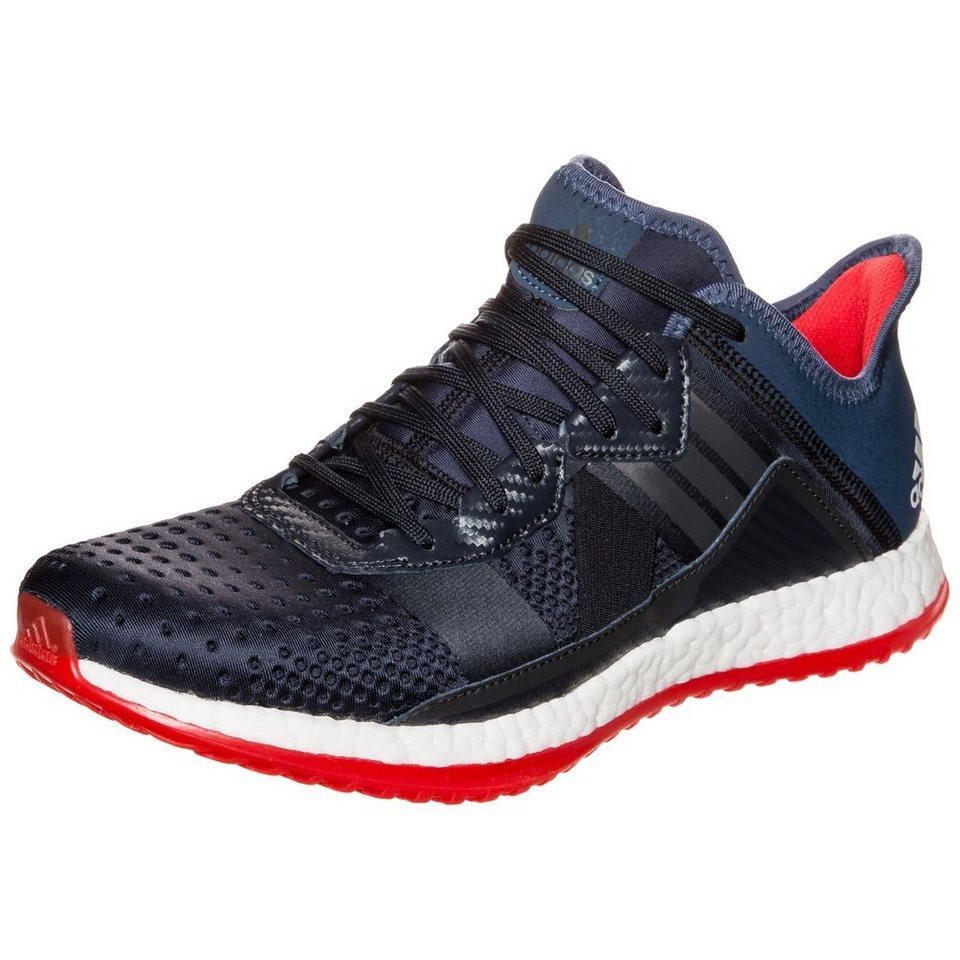 adidas Performance Pure Boost ZG Trainingsschuh Herren in dunkelblau / weiß