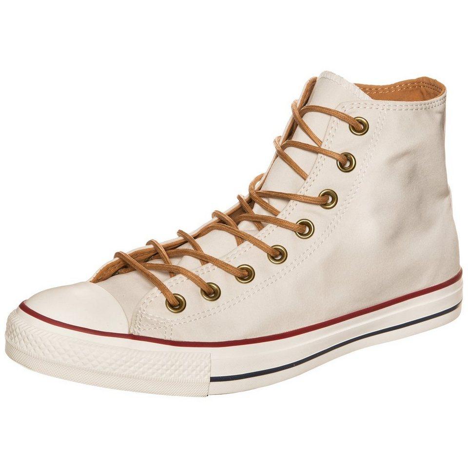 CONVERSE Chuck Taylor All Star High Sneaker in beige / hellbraun