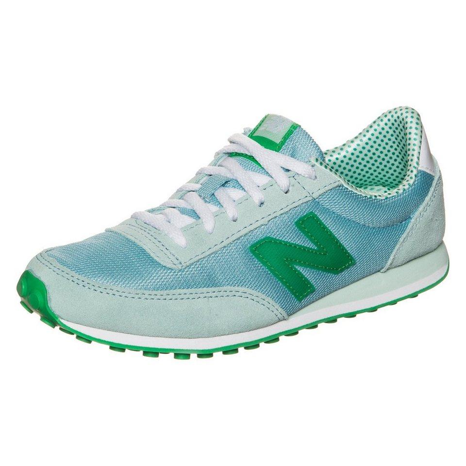 NEW BALANCE WL410-PKC-B Sneaker Damen in grün / blau