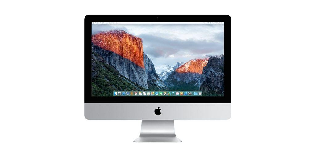 "APPLE CTO iMac Retina »Intel Core i5, 54,6cm (21,5"") 256 GB SSD, 8GB«"