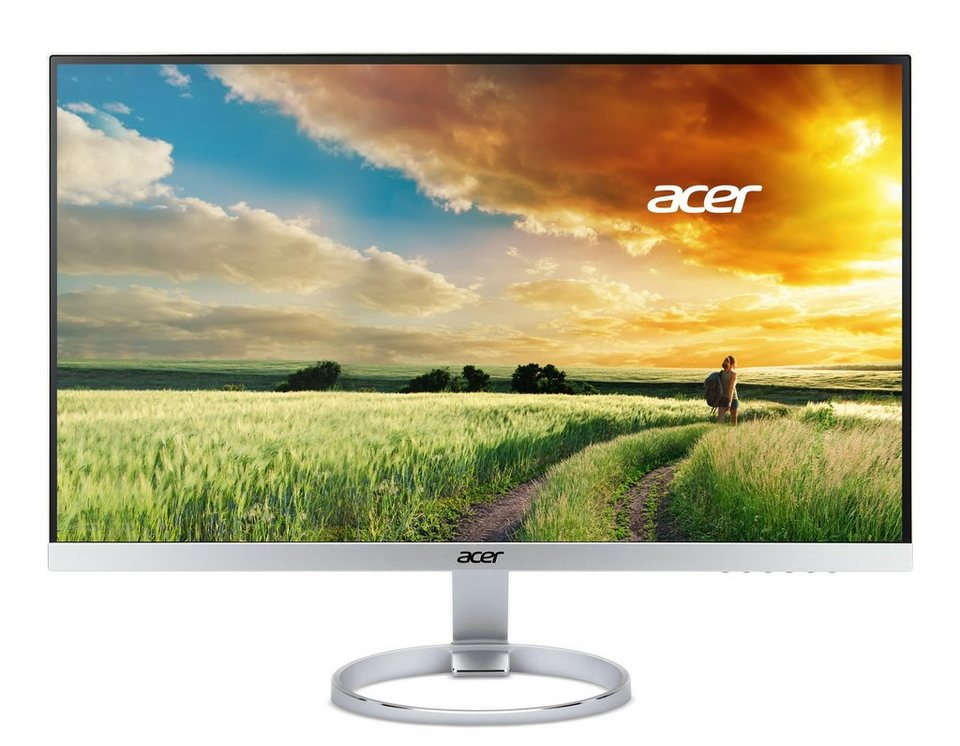 "ACER H277HUsmidpx »69 cm (27"") IPS LED Display« in schwarz"