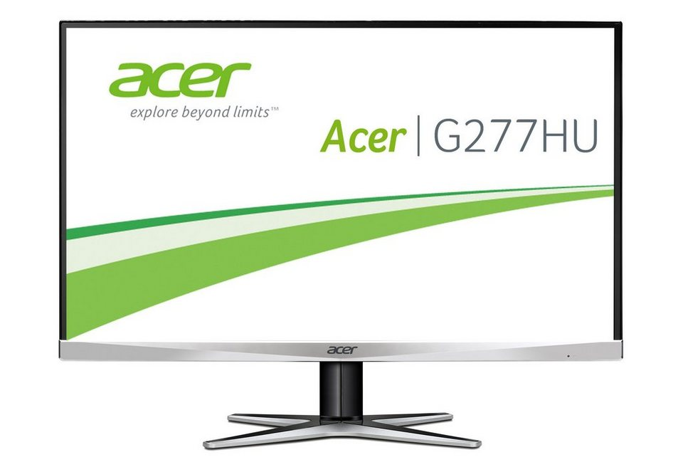 "ACER G277HUsmidp »69 cm (27"") WQHD Display« in silber"