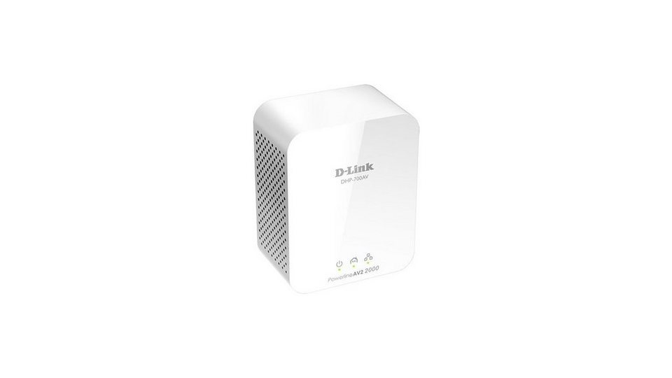D-LINK Powerline »2000Mbit AV2 Kit (DHP-701AV/E)« in weiß