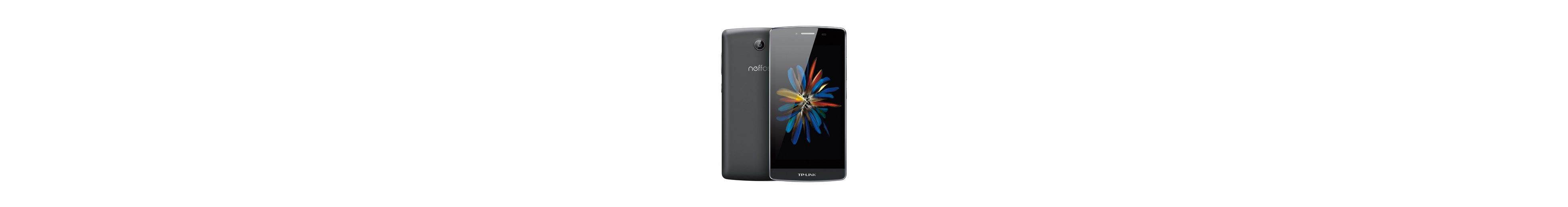 """TP-LINK Neffos C5 inkl. Powerbank »Quad Core, 12,7cm (5""""), 16GB, 2GB, Android 5.1«"""
