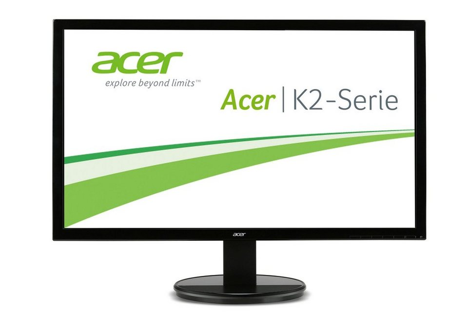 "ACER K222HQLbid »54,7 cm (21,5"") Full HD Display« in schwarz"