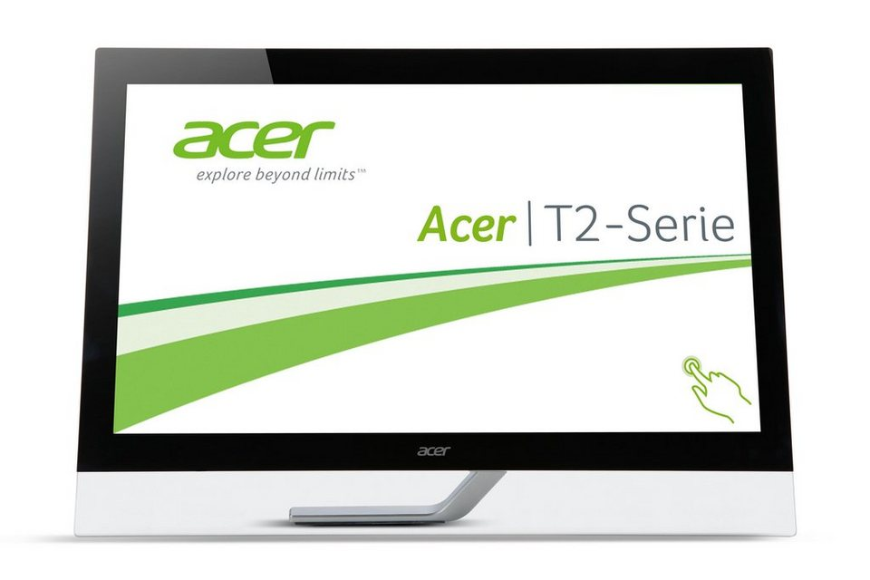"ACER T272HULbmidpcz »68,8 cm (27"") WQHD Touch Display« in schwarz"