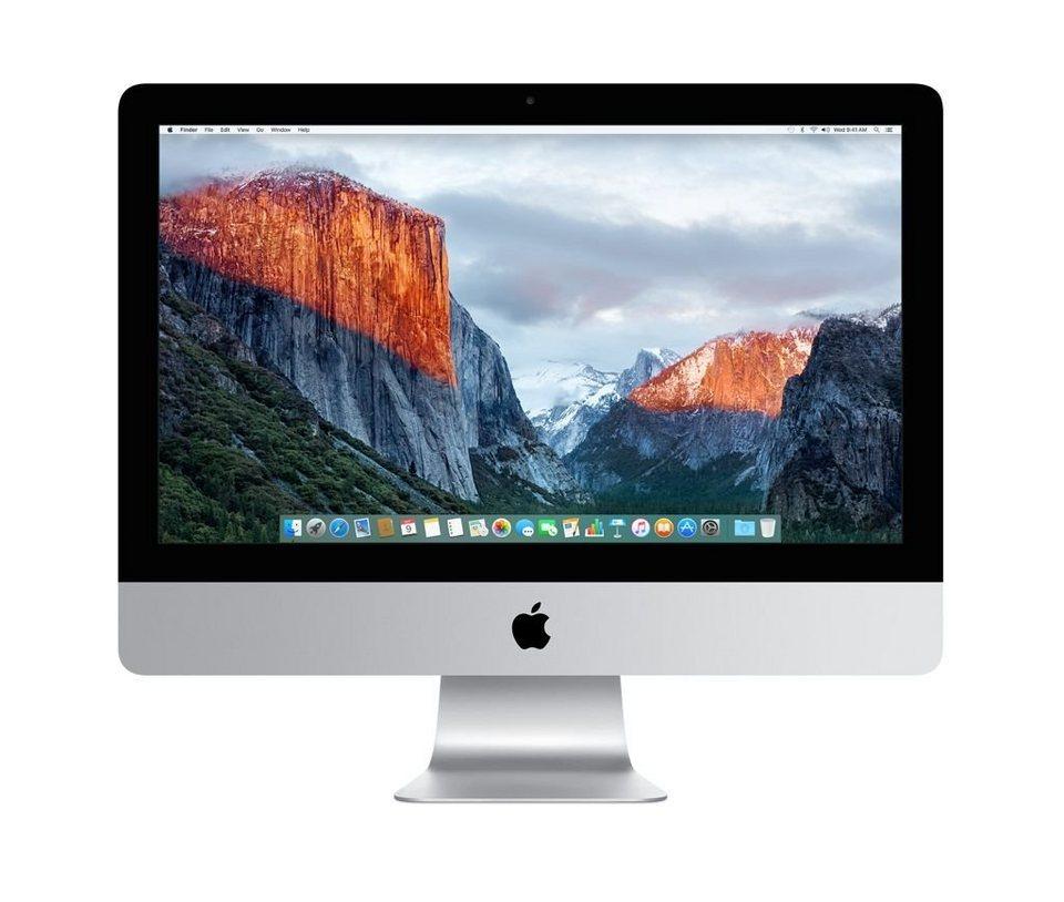 "APPLE CTO iMac Retina »Intel Core i7, 54,6cm (21,5""), 2 TB FD, 16GB« in silber"