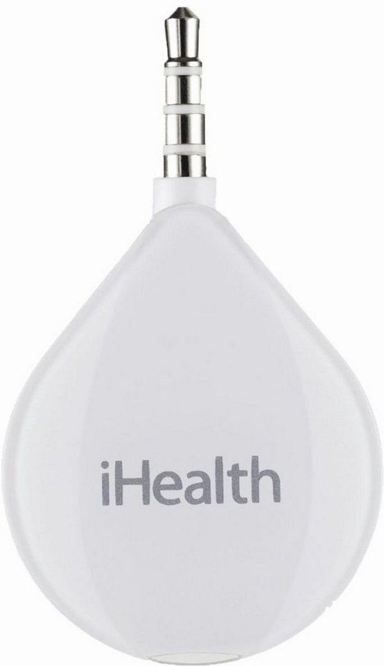 iHealth Blutzuckermessgerät »ALIGN Blutzuckermessgerät BG1« in Weiß