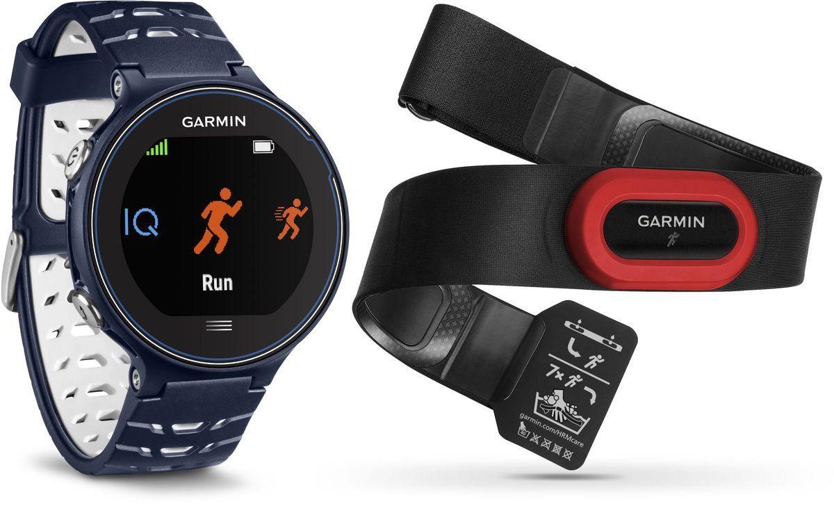 Garmin Sportuhr »GPS Forerunner 630 HR inkl. Brustgurt«