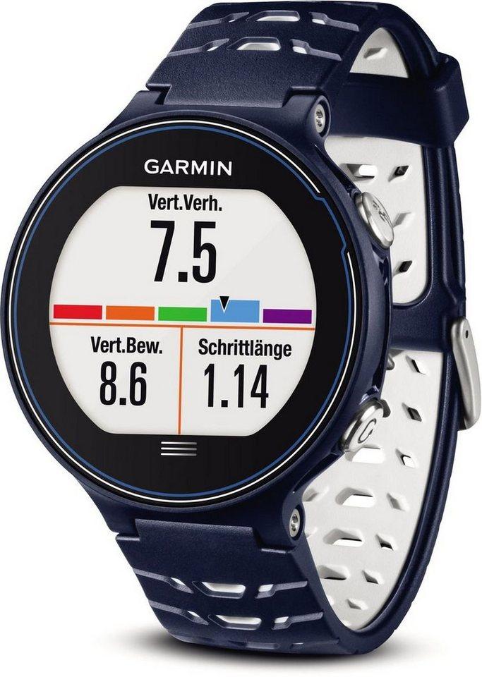 Garmin Sportuhr »GPS Forerunner 630« in Blau