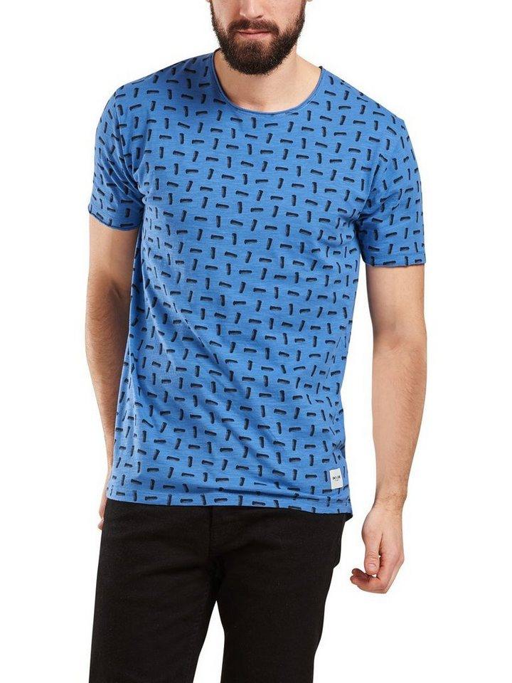 ONLY & SONS Bedrucktes T-Shirt in Federal Blue