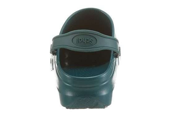 Scholl Work Light Clog, Safety Class 2