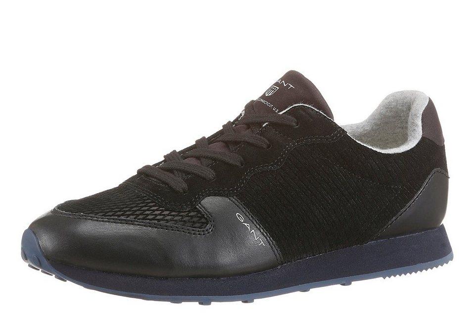 Gant Footwear Sneaker in schwarz