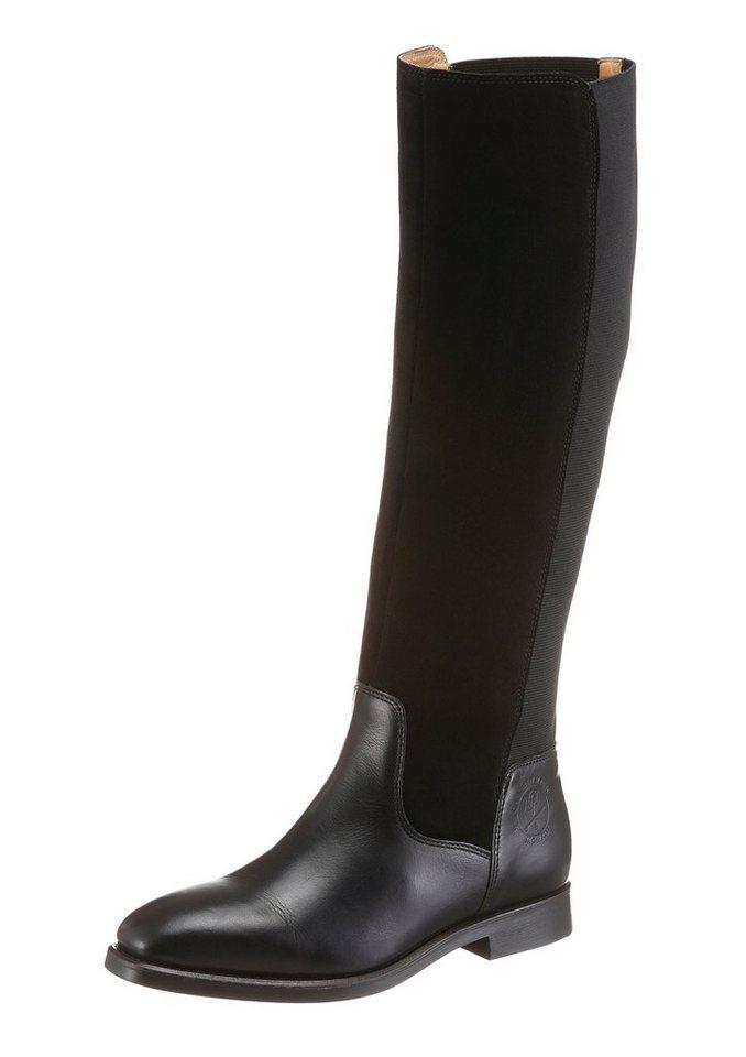 Gant Footwear Stiefel in schwarz
