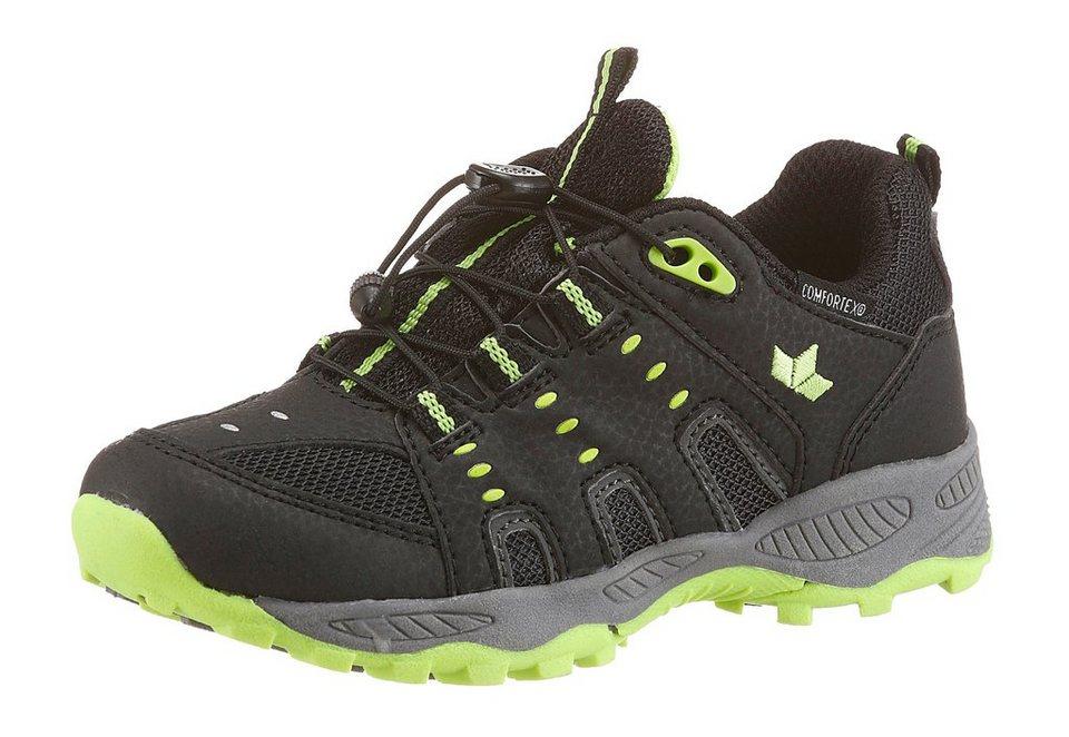 Lico »Apachi« Sneaker mit Tex Ausstattung in schwarz-neongelb