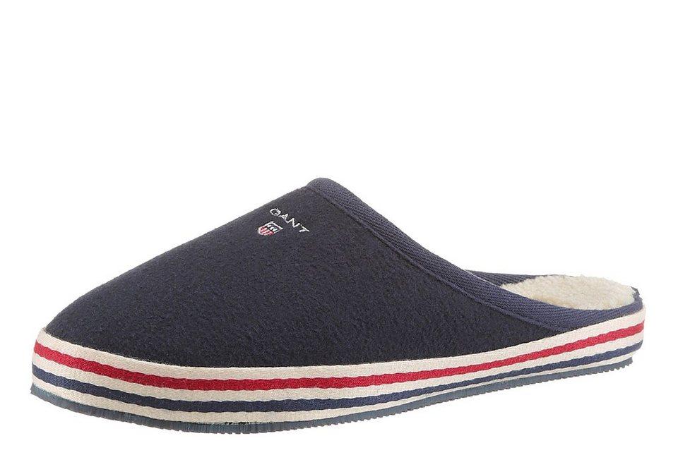 Gant Footwear Pantoffel in dunkelblau