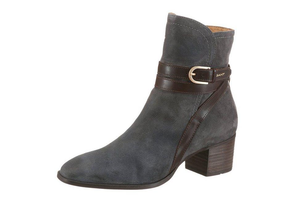 Gant Footwear Stiefelette in grau
