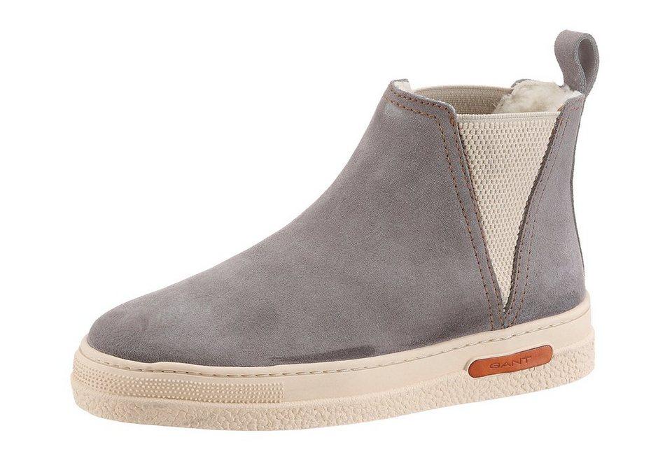 Gant Footwear Chelseaboots in grau