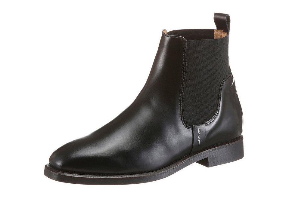 Gant Footwear Chelseaboots in schwarz