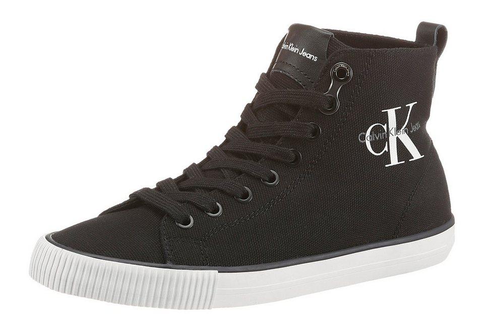 Calvin Klein Sneaker in schwarz