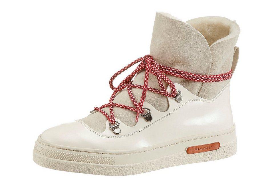Gant Footwear Winterboots in offwhite