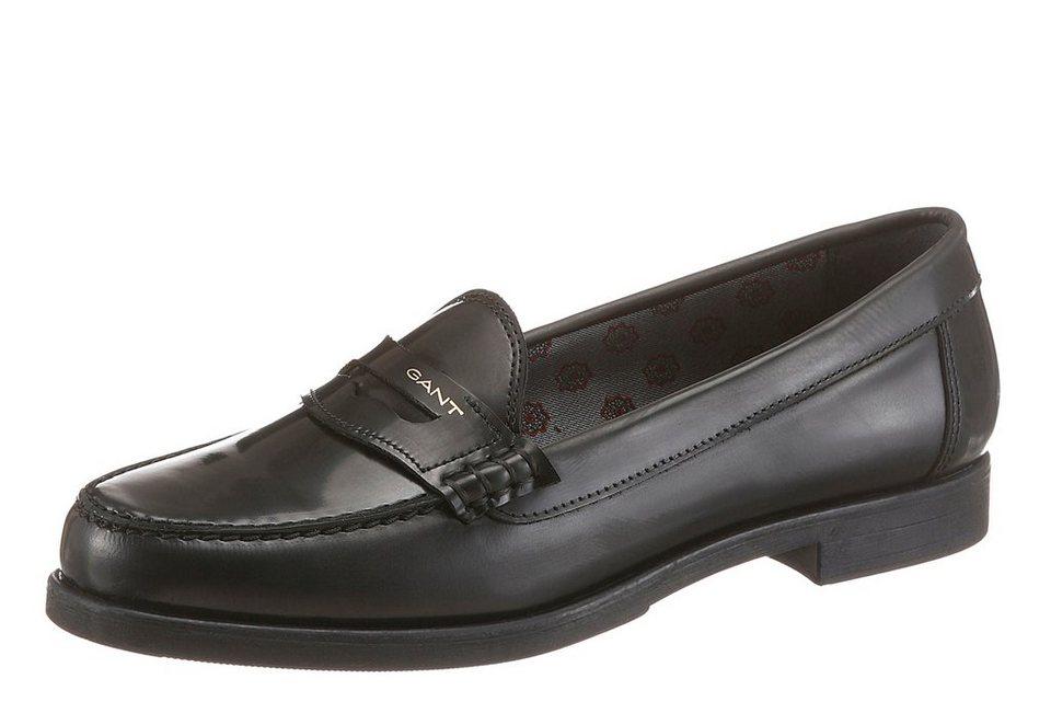 Gant Footwear Slipper in schwarz