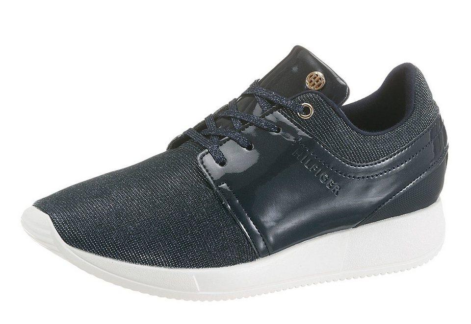 Tommy Hilfiger Sneaker in dunkelblau