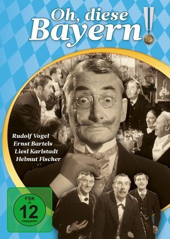 DVD »Oh, diese Bayern!«