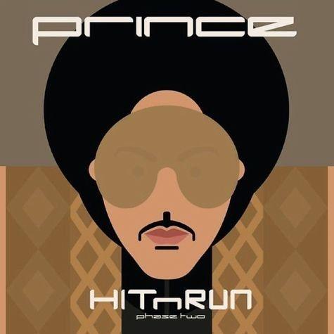 Audio CD »Prince: Hitnrun Phase Two«