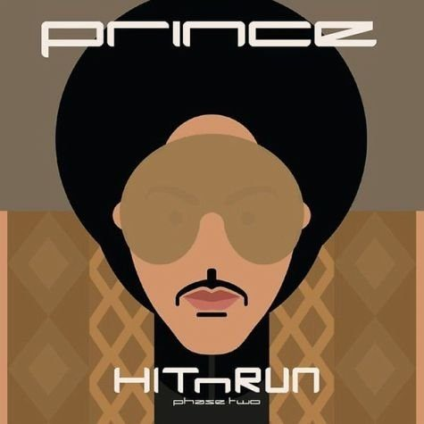 Audio CD »Prince: Hitnrun Phase Two«