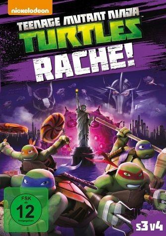 DVD »Teenage Mutant Ninja Turtles - Rache!«