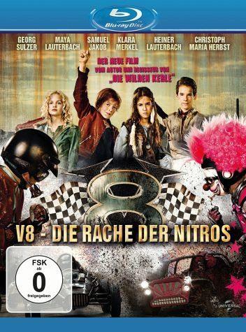 Blu-ray »V8 - Die Rache der Nitros«