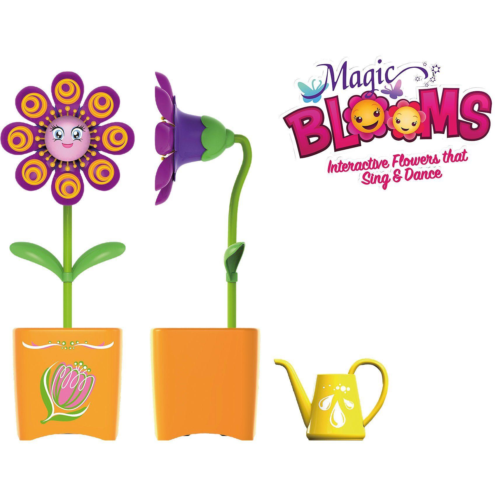 Silverlit Magic Bloom einzeln lila
