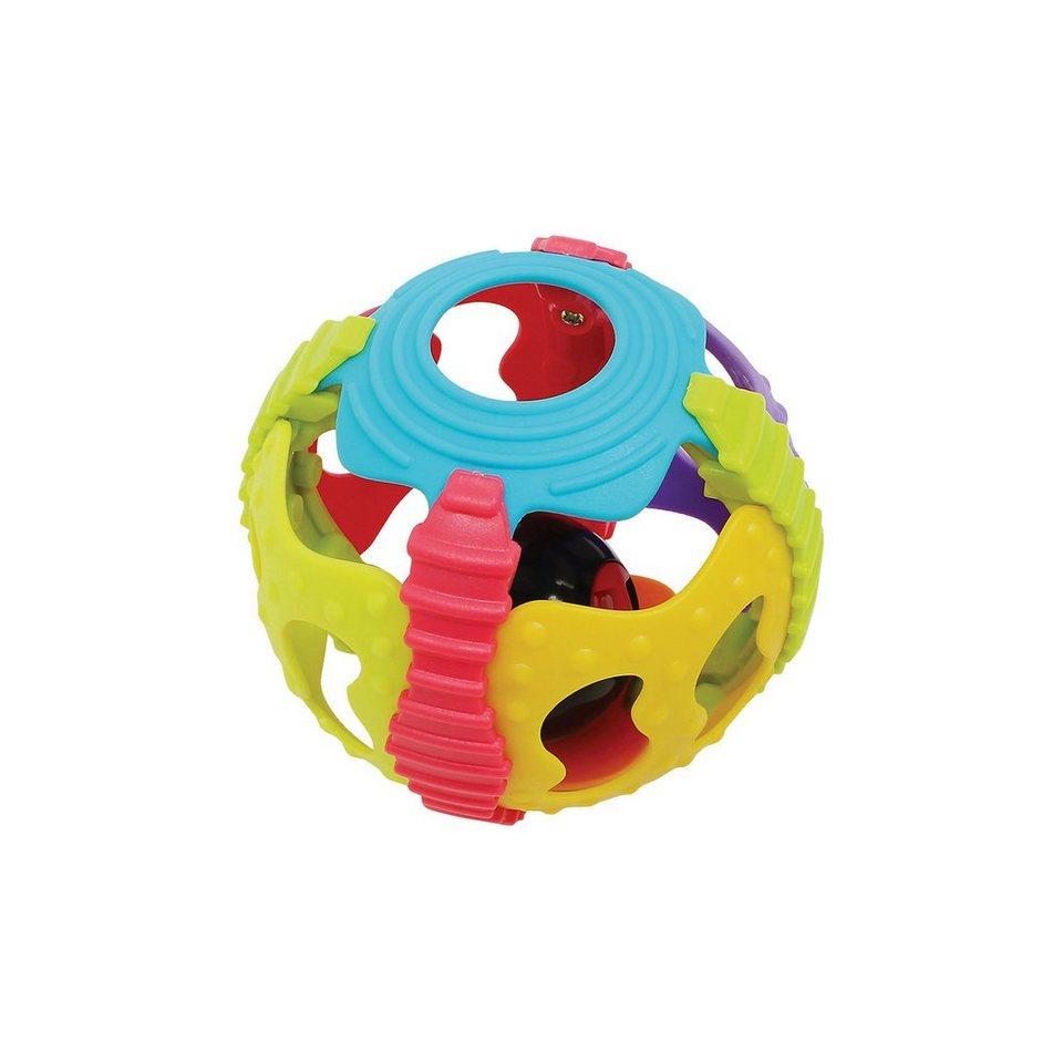 Playgro Flexi-Ball Shake Rattle & Roll in bunt