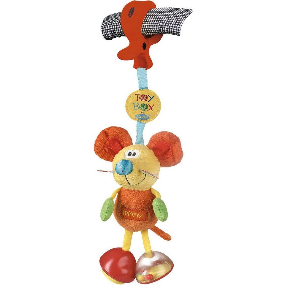 Playgro Klipp Klapp Maus für Kinderwagen