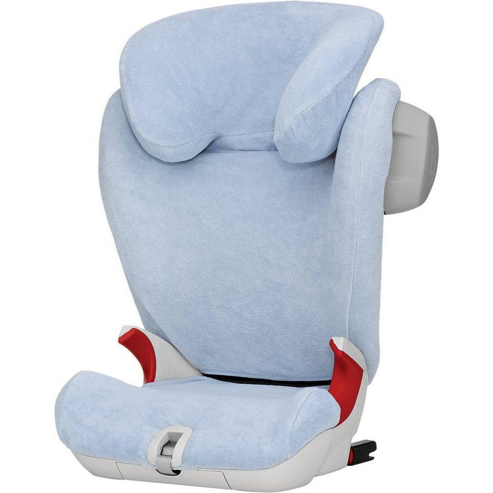 Britax Sommerbezug für Kidfix SL Sict und Kidfix SL, blau in blau