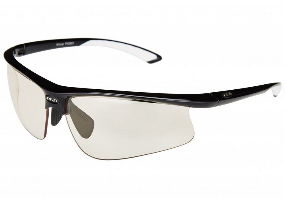 BBB Radsportbrille »Winner PH BSG-39 Sonnenbrille« in schwarz