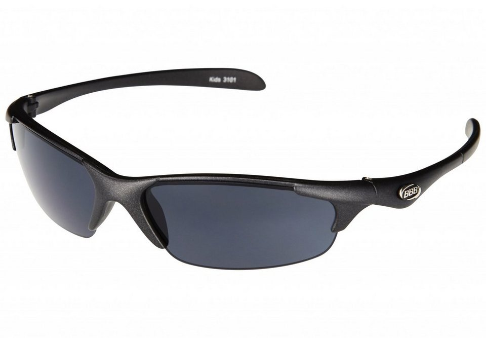 BBB Radsportbrille »BSG-31 Sonnenbrille Kids« in schwarz