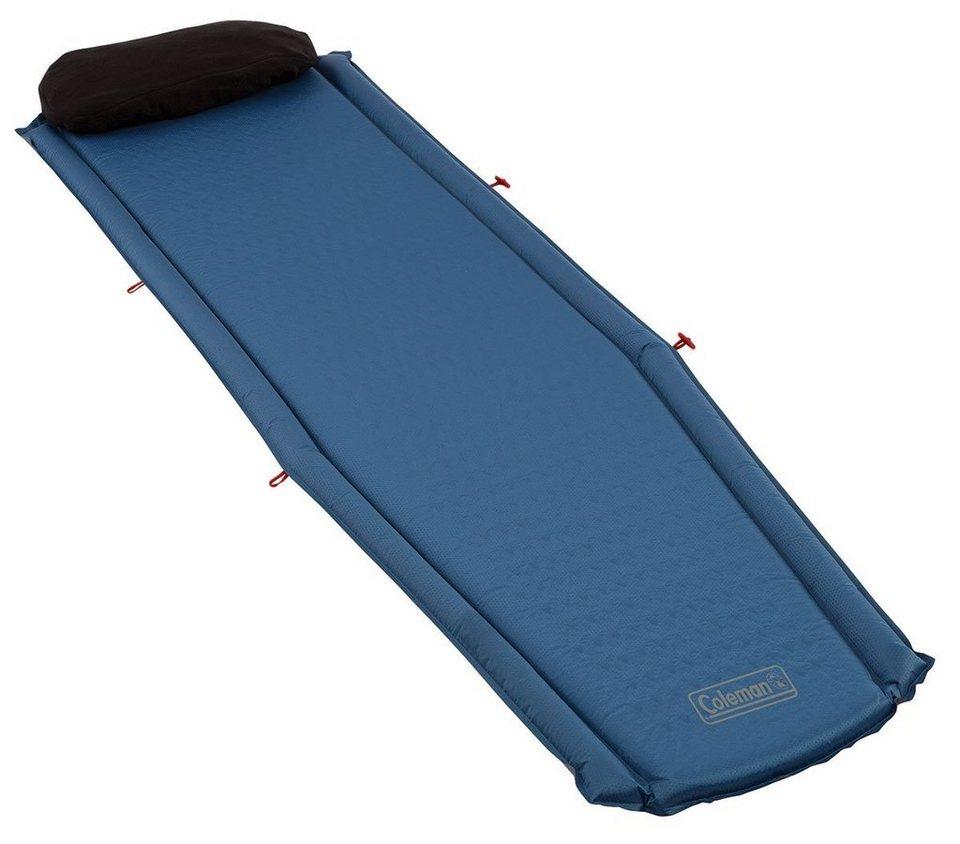 Coleman Luftmatratze »Compact Inflator Mat Plus« in blau