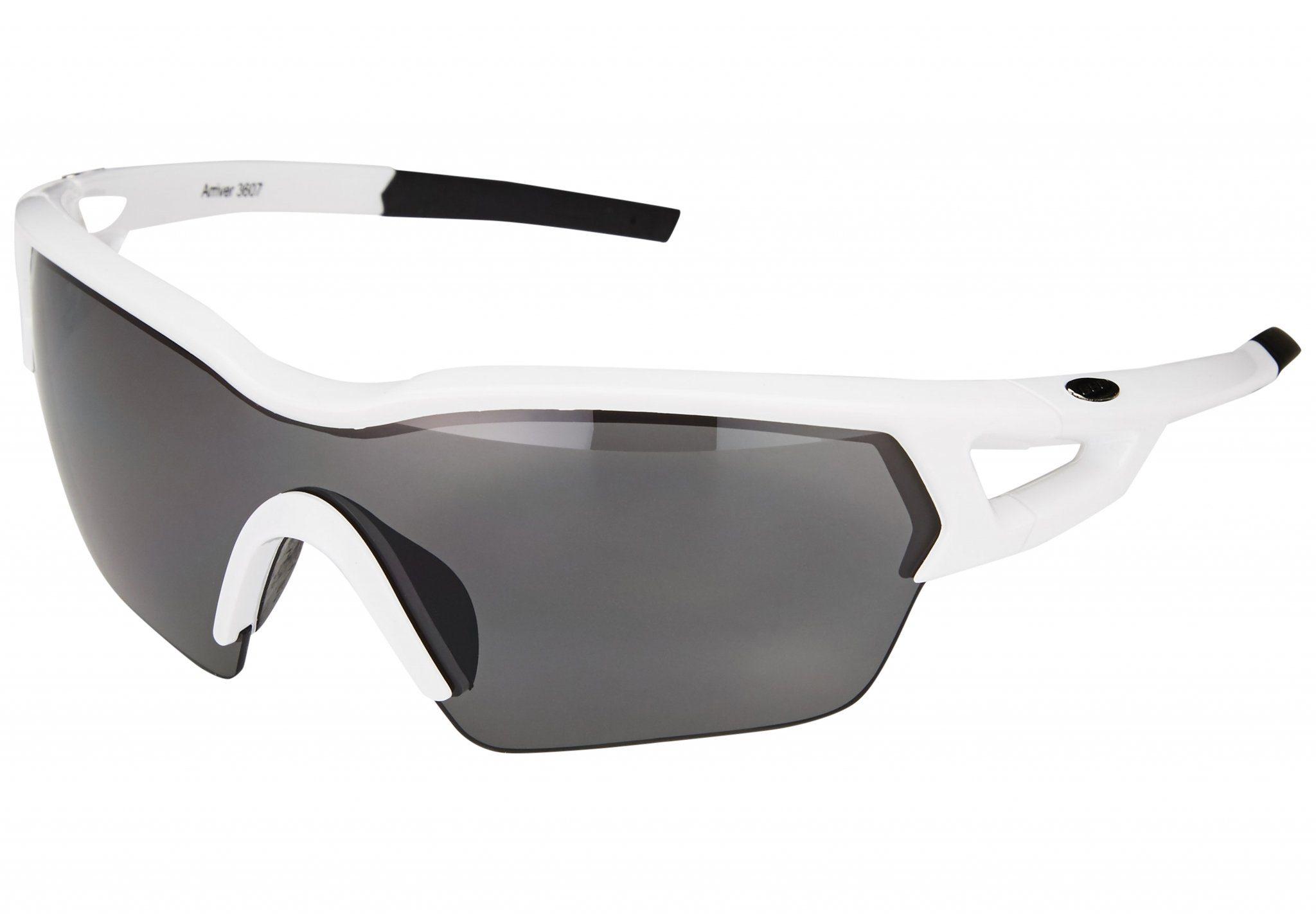 BBB Radsportbrille »Arriver BSG-36 Sonnenbrille weiß«